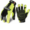 Ironclad IVG2 Hi-Vis Green Reflective Safety Work Gloves