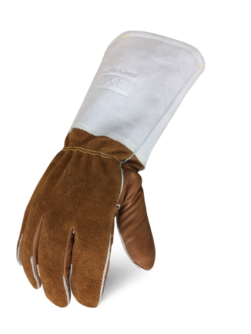 IronClad EXO2-MWEL Welder Cowhide MIG Grain Leather Welding Gloves