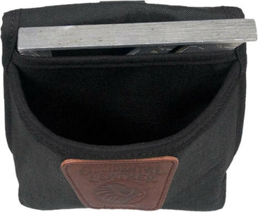 Occidental Leather 9503 Clip On Large Pouch Single Pocket w Angle Square Holster