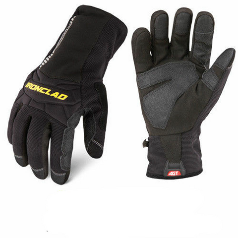 Ironclad CCW Cold Condition Waterproof Insulated Winter Work Gloves
