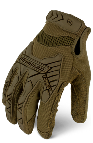 IronClad IEXT-ICOY Command Tactical Impact Coyote Touchscreen Gloves