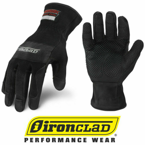 Ironclad Heatworx HW6X Heavy Duty Heat Resistant Work Gloves