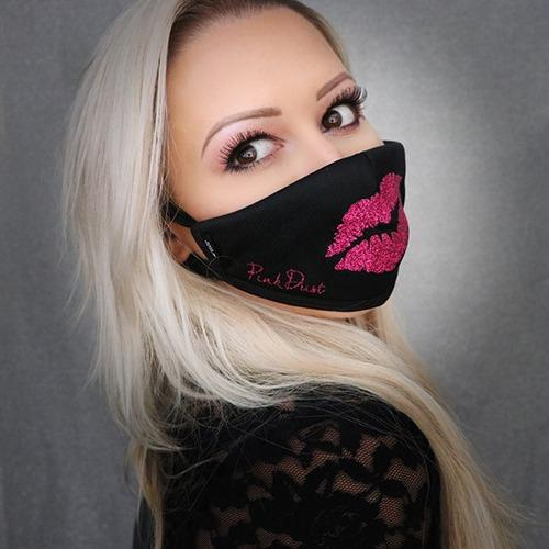 Pink Dust Cosmetics Cloth Mask