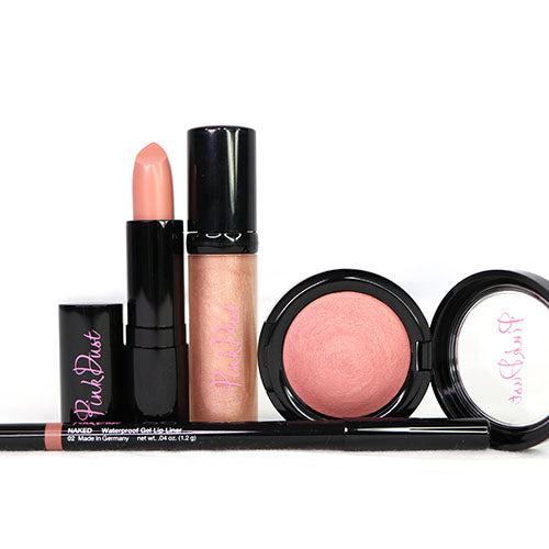 Soft & Natural Lips and Cheeks Kit