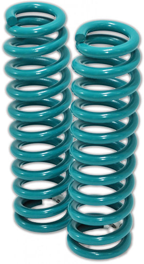 DOBINSONS FRONT LIFTED COIL SPRINGS ( C59-448R RED )