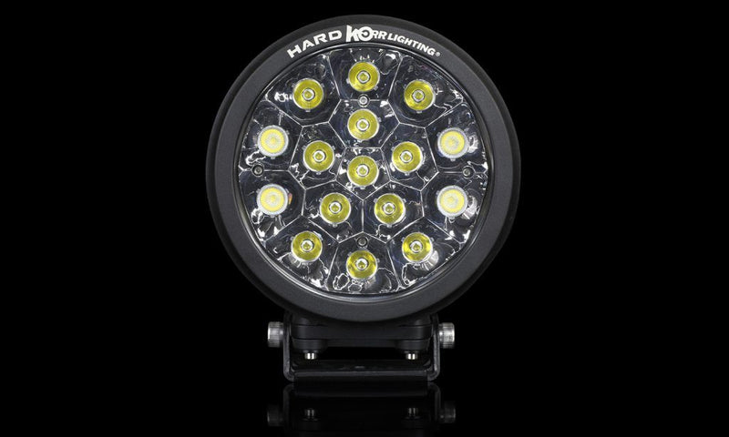 Hard Korr USA XD Series 7″ 80w LED Driving Light – Flood Beam