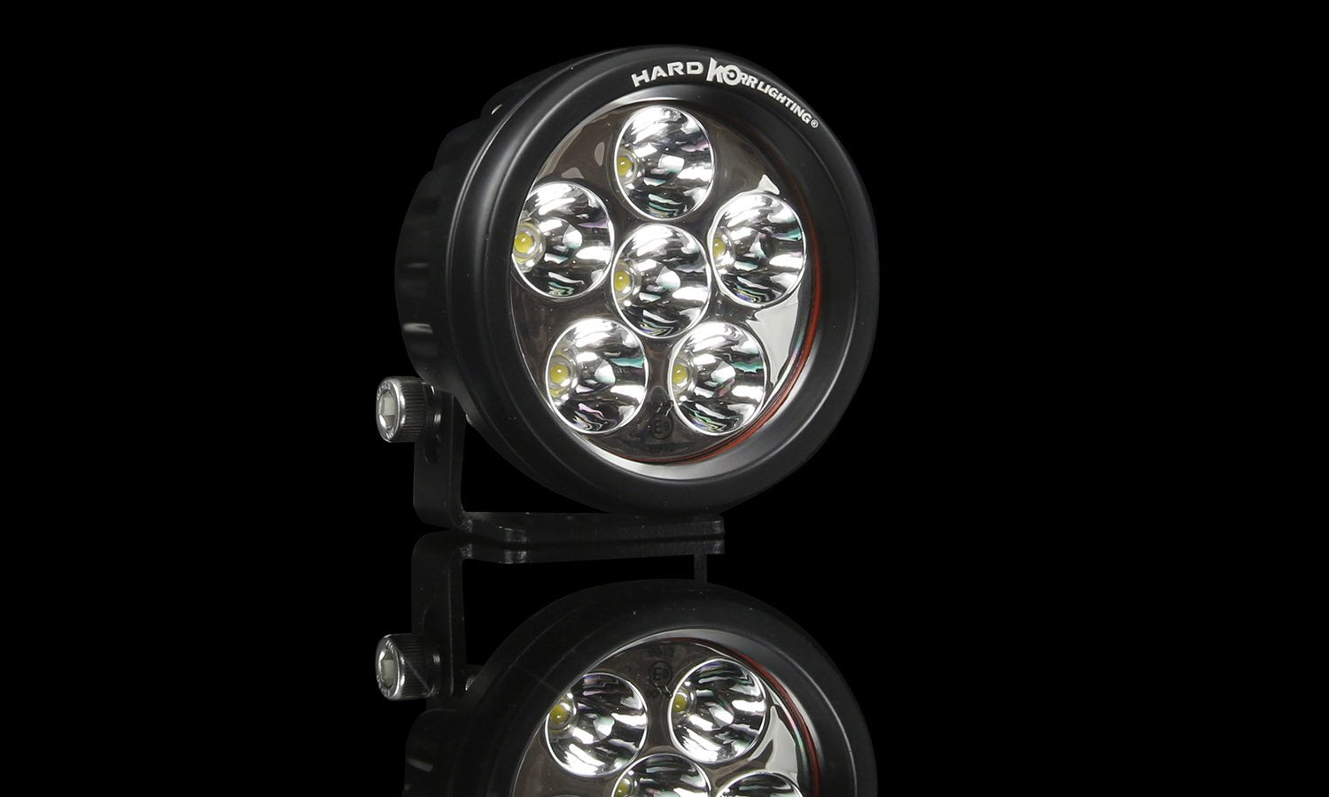 Hard Korr USA HK Series 18w Round LED Spot Light