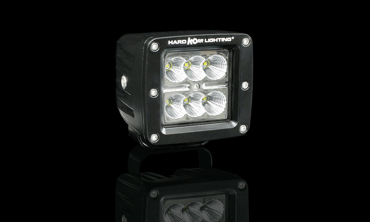 Hard Korr USA HK Series 18w Square LED Flood Light
