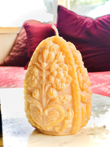 Carved Decorative Egg