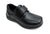 Toddler Boys Black Velcro Shoes