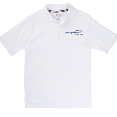 Foxborough Regional Charter Short Sleeve Polo - Youth - Screen Printed