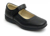 Girls Black Classic Mary Jane Shoes - Boston School Uniform