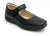 Girls Black Classic Mary Jane Shoes