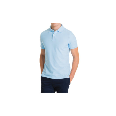 LEE BRAND - Short Sleeve Modern Fit Polo - Boston School Uniform