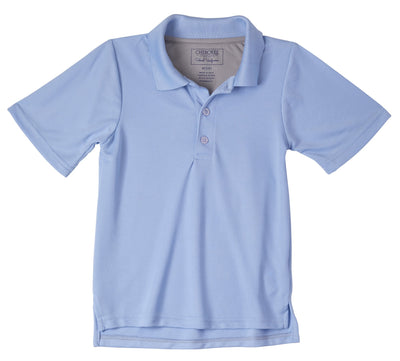 Cherokee Toddler Basic Polo - Boston School Uniform