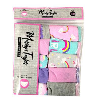 Marilyn Taylor - 10-pack Girls Underwear