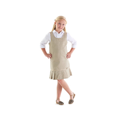 Pleated Ribbon Bow Jumper - Boston School Uniform