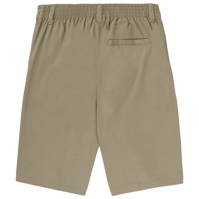 Boys Pull-On Shorts - Husky - Boston School Uniform