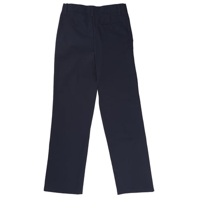 Boys Relaxed Fit Twill Pants - Boston School Uniform