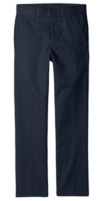 Boys Flat Front Pants - Boston School Uniform