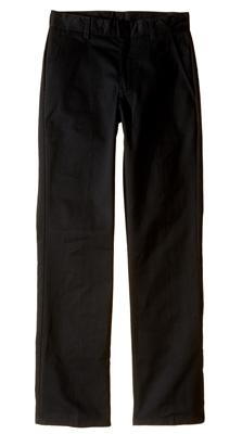 Boys Flat Front Pants - Husky - Boston School Uniform