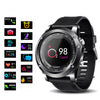 Waterproof Heart Rate Blood Oxygen Smartwatch