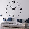 Big wall clock modern design