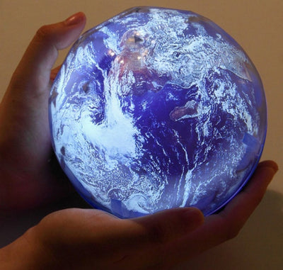 LED Earth Night Light
