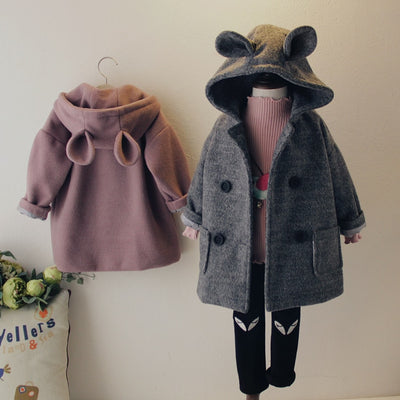 Rabbit Ears Girls Coats