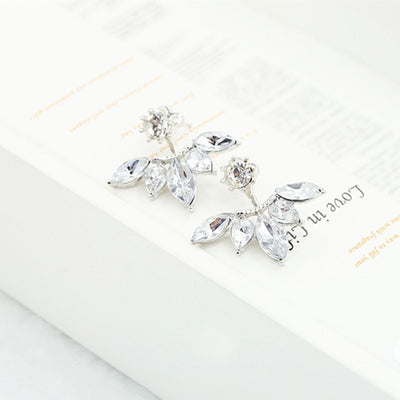 Sided Stud Earring For Women