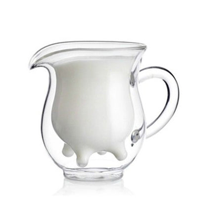 Cow Double Walled Glass