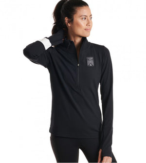 Oiselle Race Day Half Zip