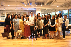 Singapore Mompreneurship 4.0 Workshop, Saturday 28th Sept 2019