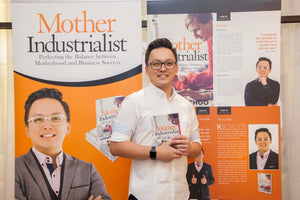 [Story Featured by ACUDEEN] What inspired me to write Mother Industrialist?