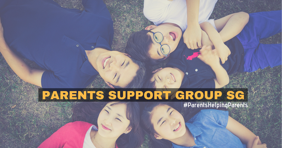 Launch of Parents Support Group in 2019
