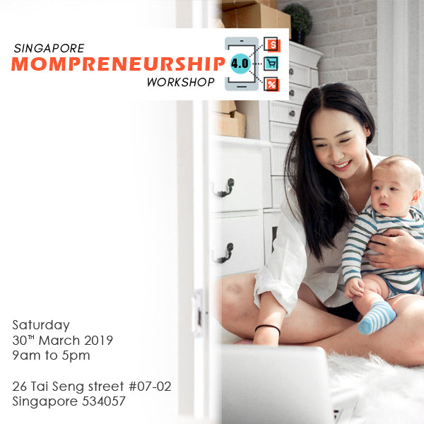 Mompreneurship workshop - A Lifetime Career Development Opportunity