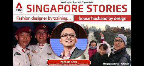 CNA398 Interview with Eugene Loh - Singapore Stories