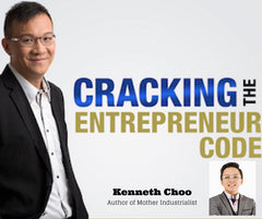 Cracking The Entrepreneur Code Podcast with Jack HM Wong