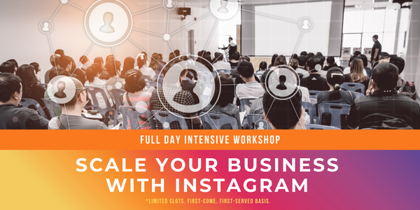Scale your biz with IG