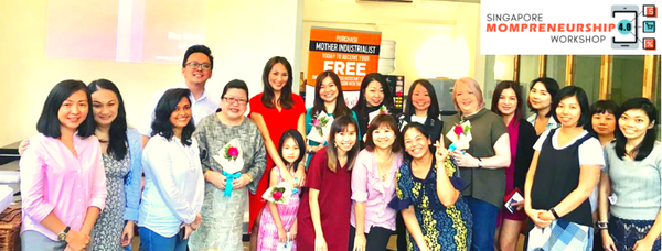 SG MOMPRENEURSHIP 4.0 WORKSHOP PHOTO ALBUM