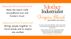 Inspire Blend by Mother Industrialist