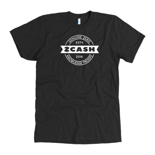 Genuine Zcash Shirt