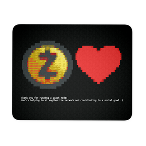 Zcash Node Mousepad