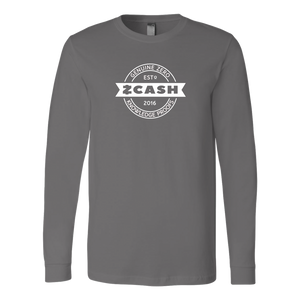 Genuine Zcash Long Sleeve Shirt