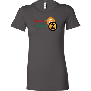 Zcash is Secure Womens Long Shirt