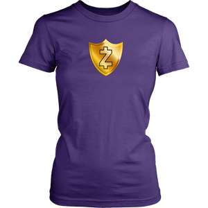 Zcash Shielded Womens Shirt