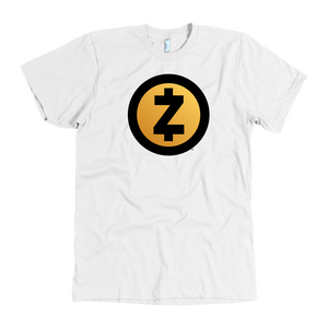 Zcash Gold Z Logo Shirt