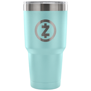 Zcash Logo Insulated Tumbler