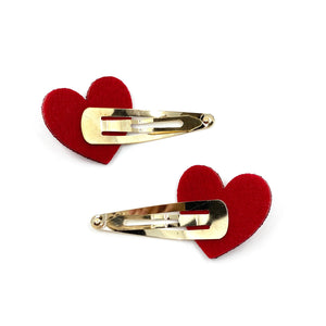 Heart Series: Red Pin Set
