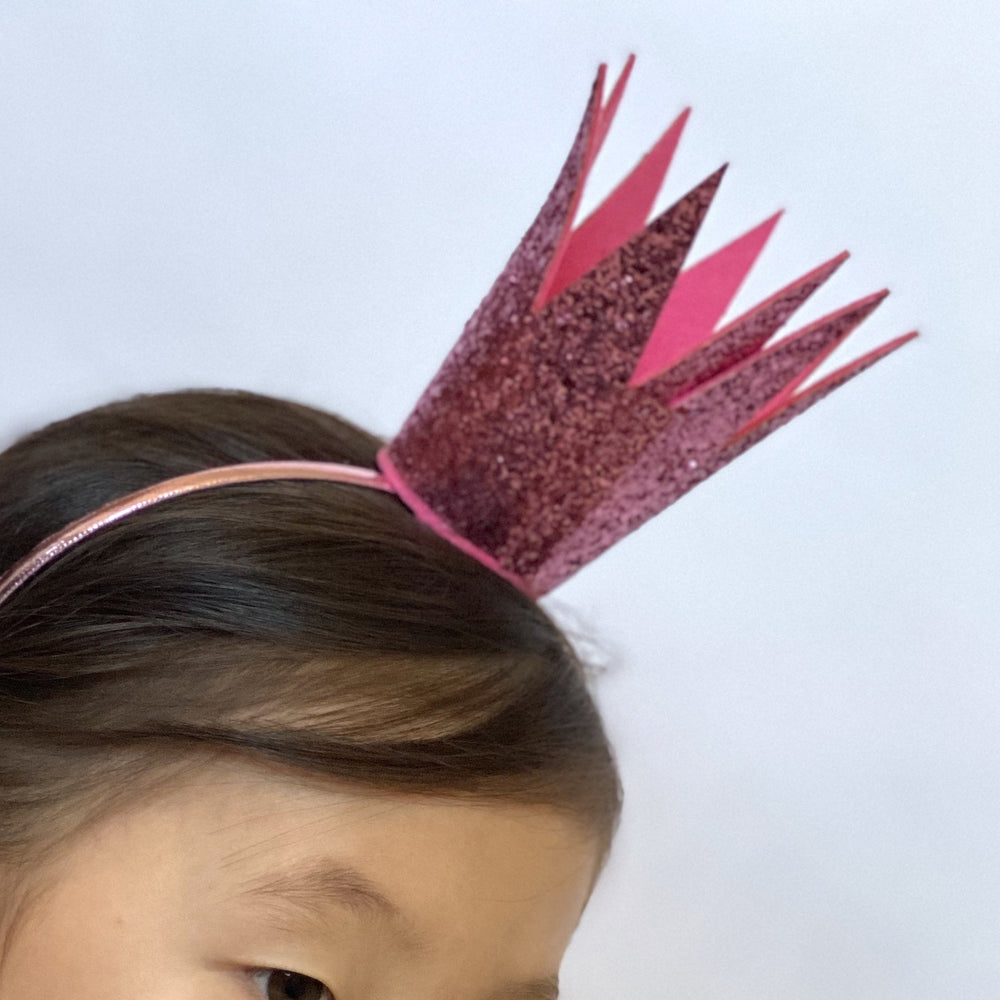 Band Crown Pink